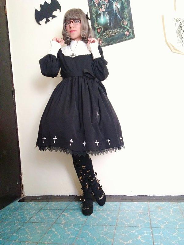 Lizbeth ushineki's 「Lolita」themed photo (2018/12/04)