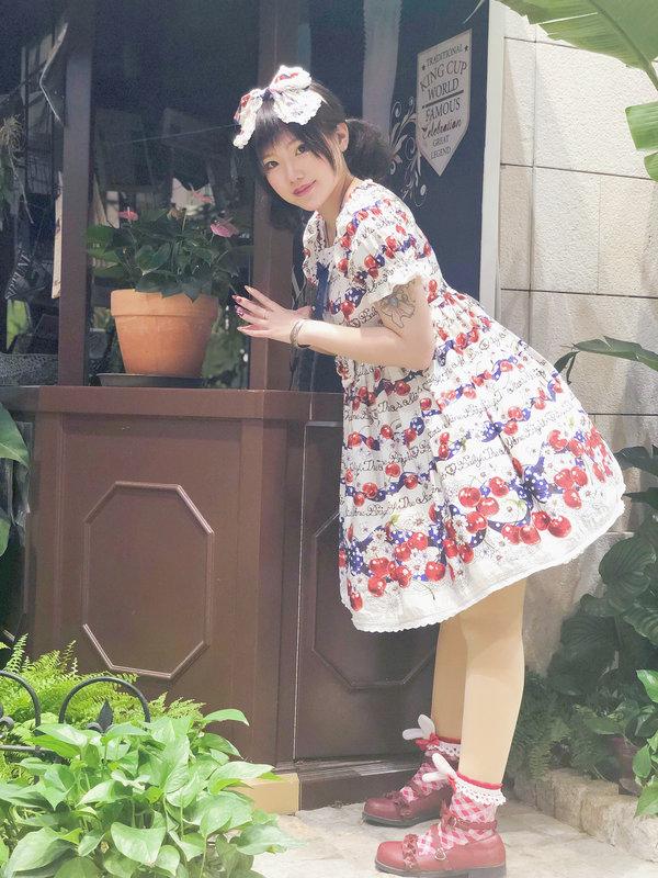 司马小忽悠の「Lolita」をテーマにしたコーディネート(2018/12/04)