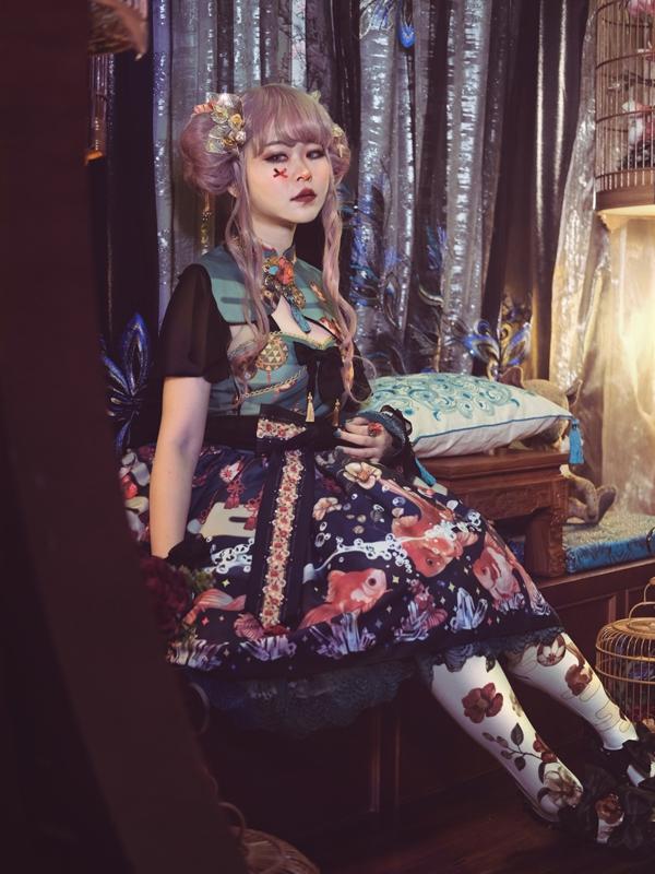 是zihling以「Lolita」为主题投稿的照片(2018/12/05)