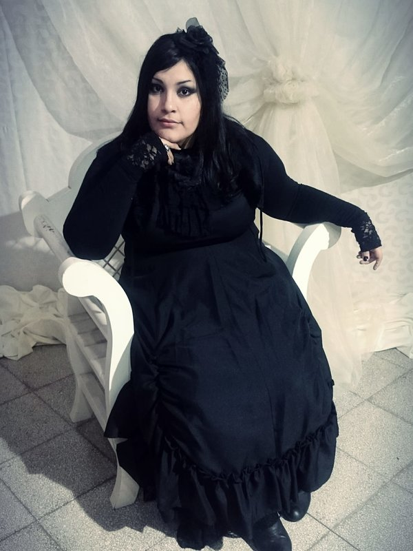 是Bara No Hime以「Gothic Lolita」为主题投稿的照片(2018/12/06)