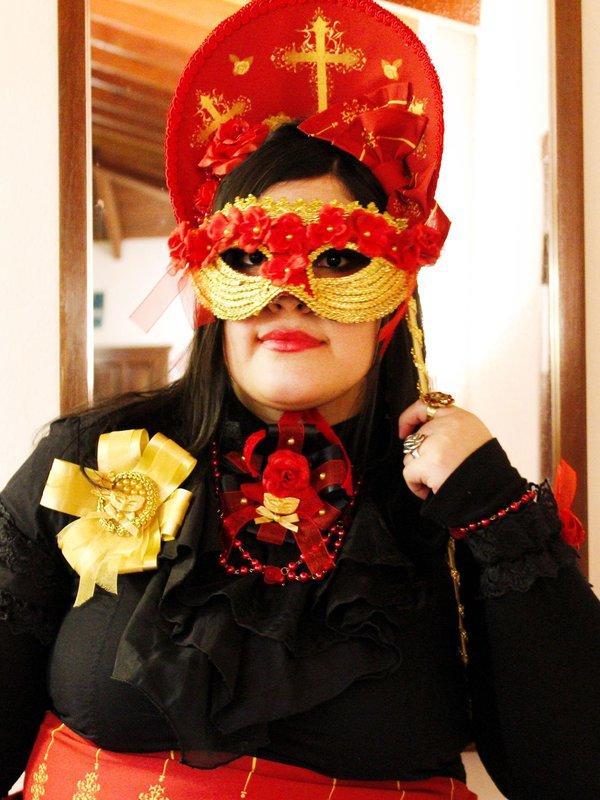 Bara No Himeの「Lolita fashion」をテーマにしたコーディネート(2018/12/06)