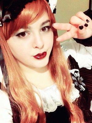 是Lolitaplusgeek以「Gothic Lolita」为主题投稿的照片(2016/07/14)