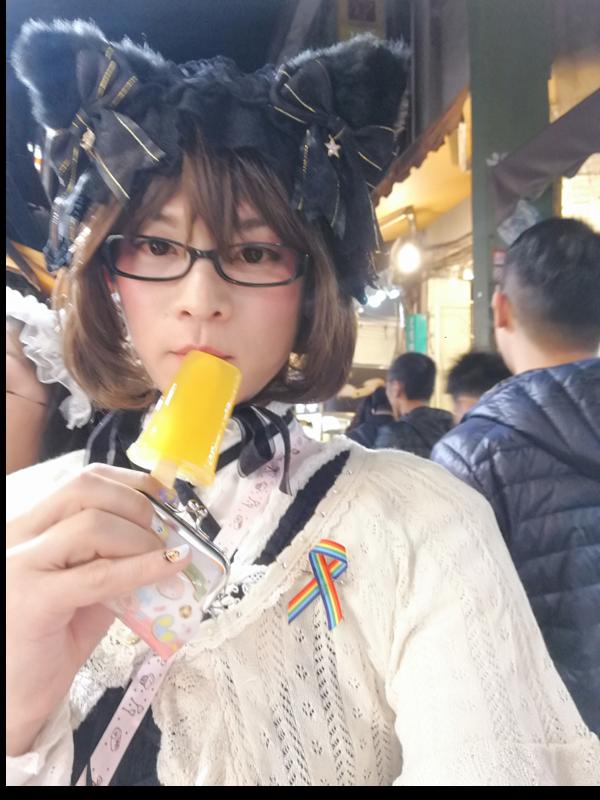 しんいちの「Lolita fashion」をテーマにしたコーディネート(2018/12/08)