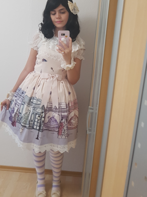 Amanda's 「Lolita」themed photo (2018/12/08)