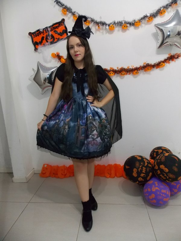 Sariana's 「Lolita fashion」themed photo (2018/12/09)