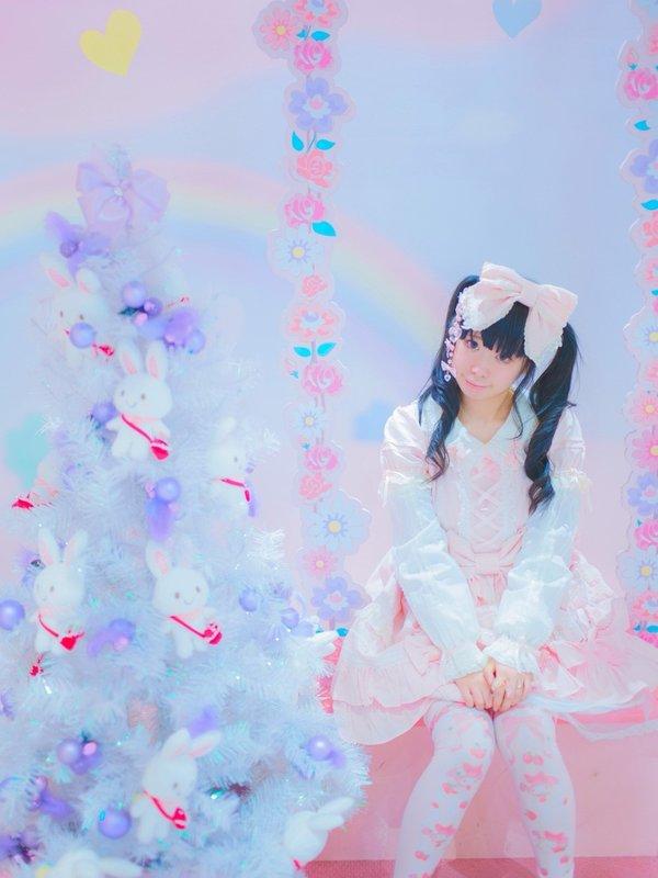 モヨコの「Lolita」をテーマにしたコーディネート(2018/12/10)