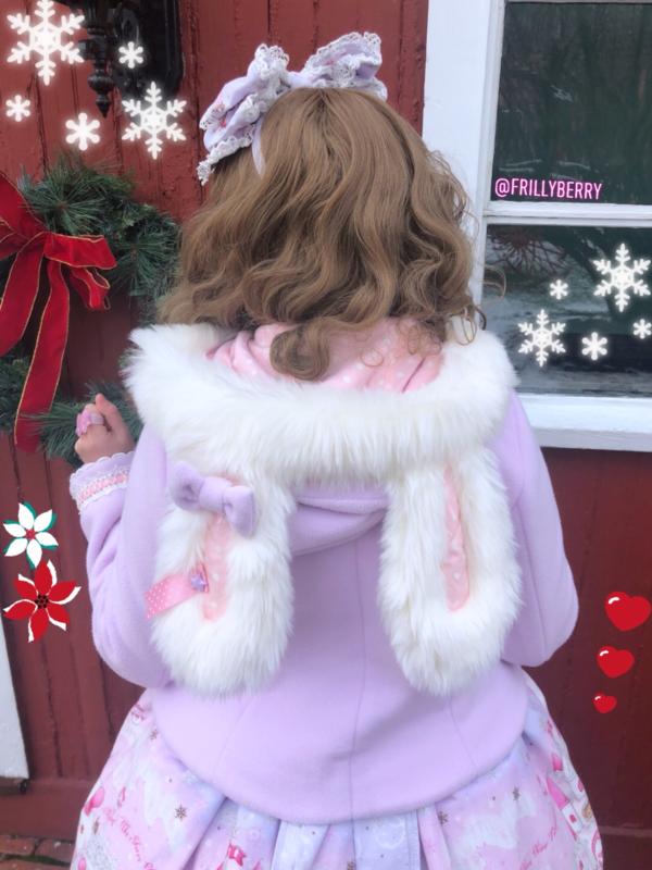 Pixyの「Lolita」をテーマにしたコーディネート(2018/12/11)