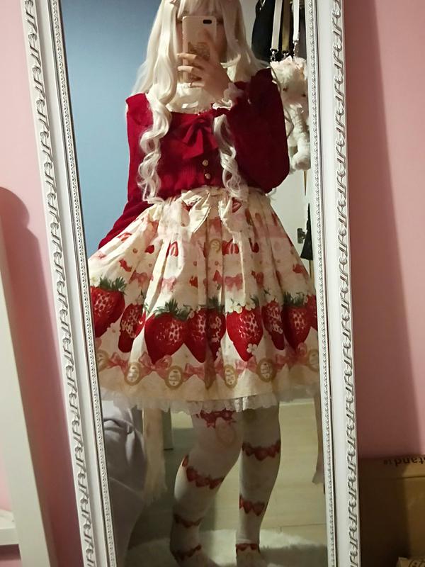 樱井小发's 「Lolita fashion」themed photo (2018/12/13)
