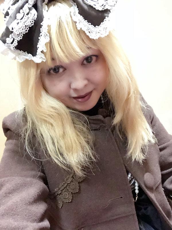 雪姫の「Coat」をテーマにしたコーディネート(2018/12/13)