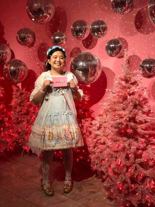 Fulinelite 's 「Lolita fashion」themed photo (2018/12/16)