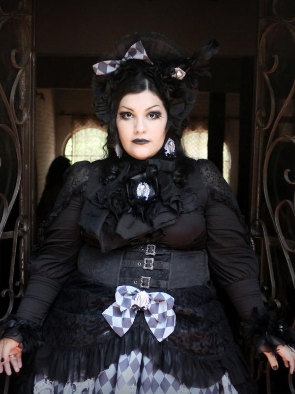 是Bara No Hime以「Gothic Lolita」为主题投稿的照片(2018/12/18)