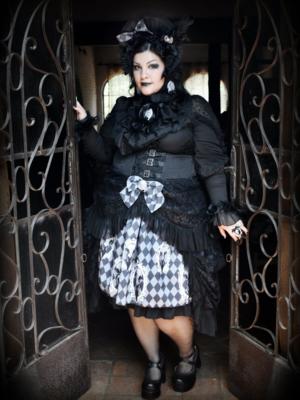 Bara No Himeの「Gothic Lolita」をテーマにしたコーディネート(2018/12/18)
