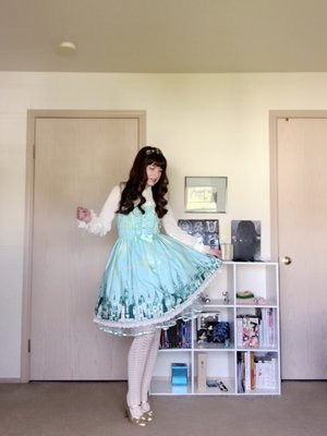 Serakuma's 「Angelic pretty」themed photo (2017/05/07)