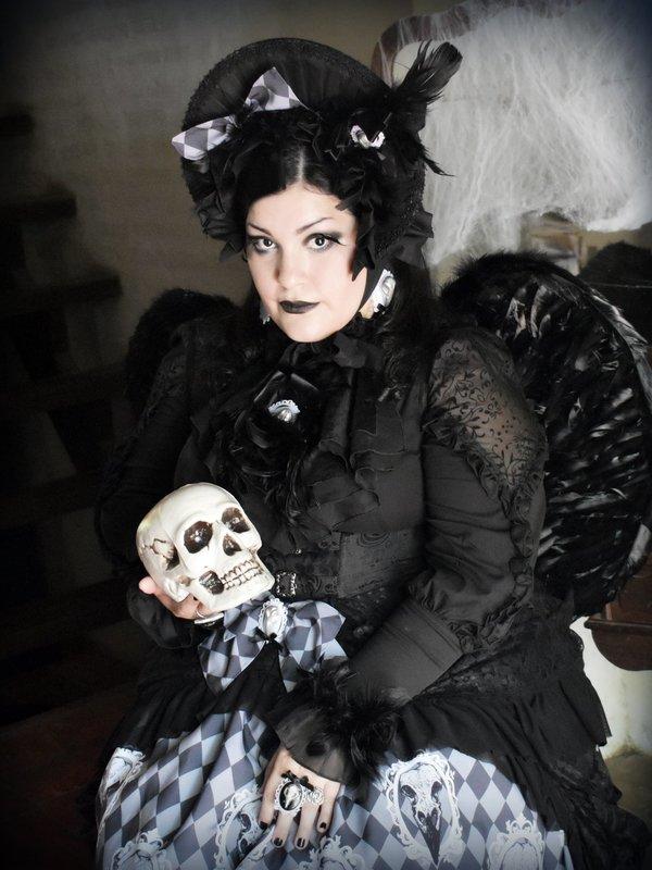 是Bara No Hime以「Gothic Lolita」为主题投稿的照片(2018/12/19)