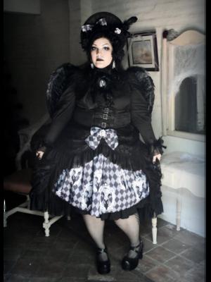Bara No Himeの「Gothic Lolita」をテーマにしたコーディネート(2018/12/19)