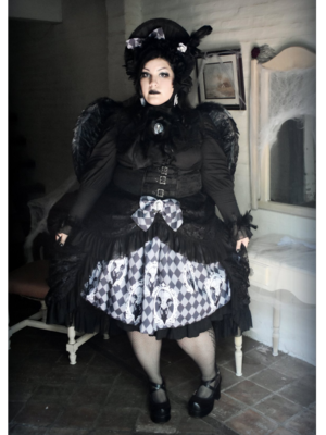 Bara No Hime's 「Gothic Lolita」themed photo (2018/12/19)