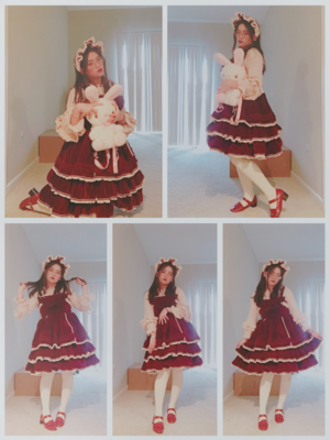 ALingLiz's 「Lolita」themed photo (2018/12/21)