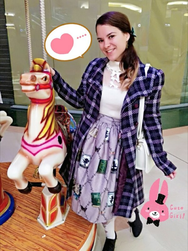 是Nukh-chan以「Lolita fashion」为主题投稿的照片(2018/12/22)