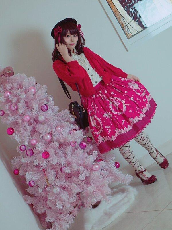 せぴあの「Lolita fashion」をテーマにしたコーディネート(2018/12/22)