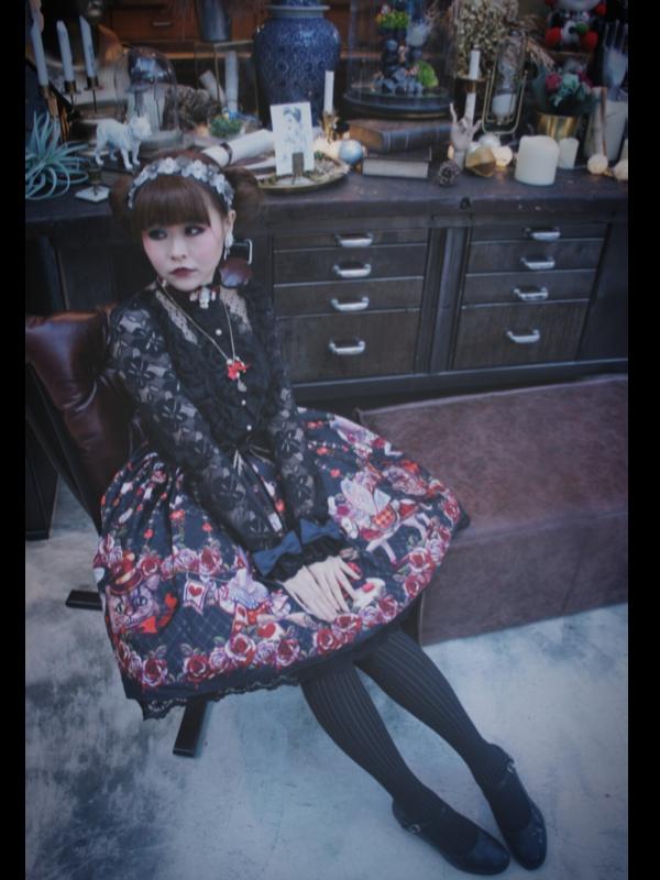 zihling's 「Lolita」themed photo (2018/12/23)
