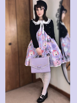 Kay DeAngelis's 「Angelic pretty」themed photo (2018/12/24)