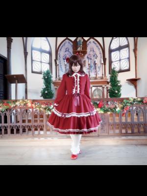 Chieko's 「Lolita」themed photo (2018/12/24)