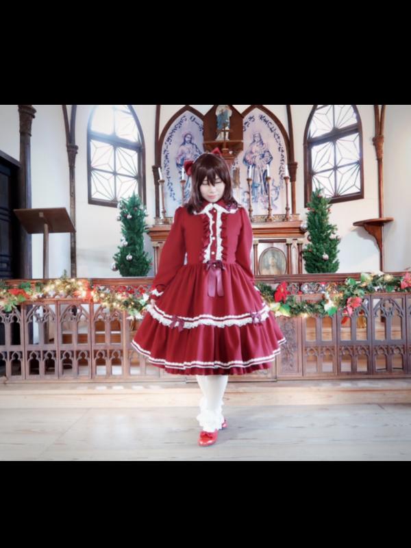 Chiekoの「Lolita」をテーマにしたコーディネート(2018/12/24)