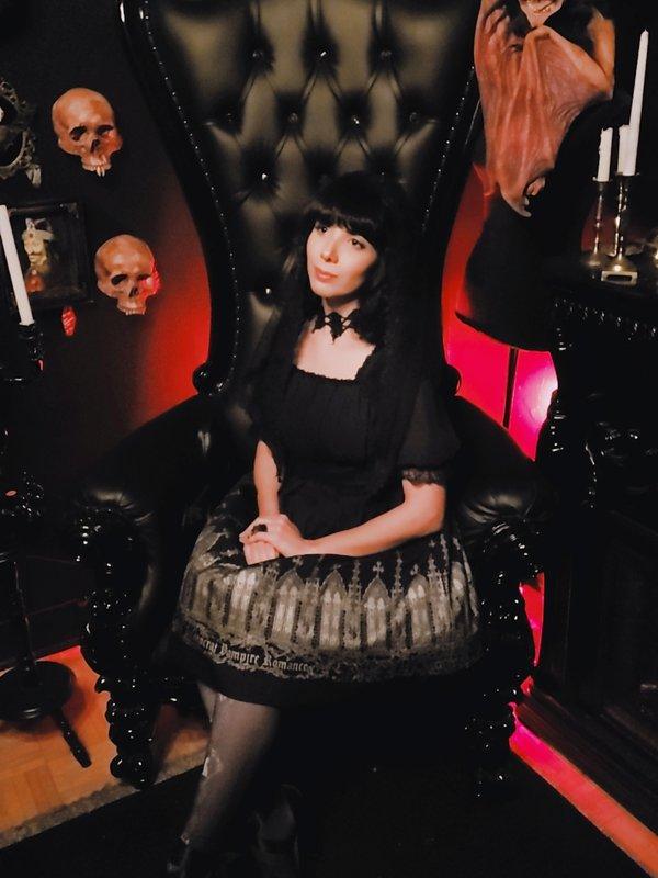 Eugenia Salinasの「Lolita」をテーマにしたコーディネート(2018/12/24)
