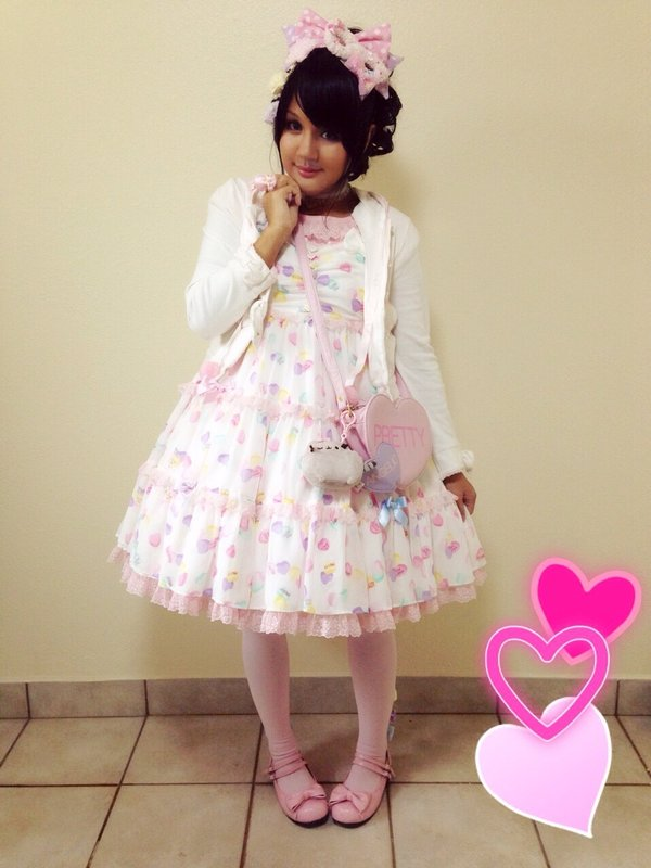 korilakkumi's 「Angelic pretty」themed photo (2016/07/14)