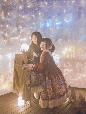 司马小忽悠の「Christmas」をテーマにしたコーディネート(2018/12/27)