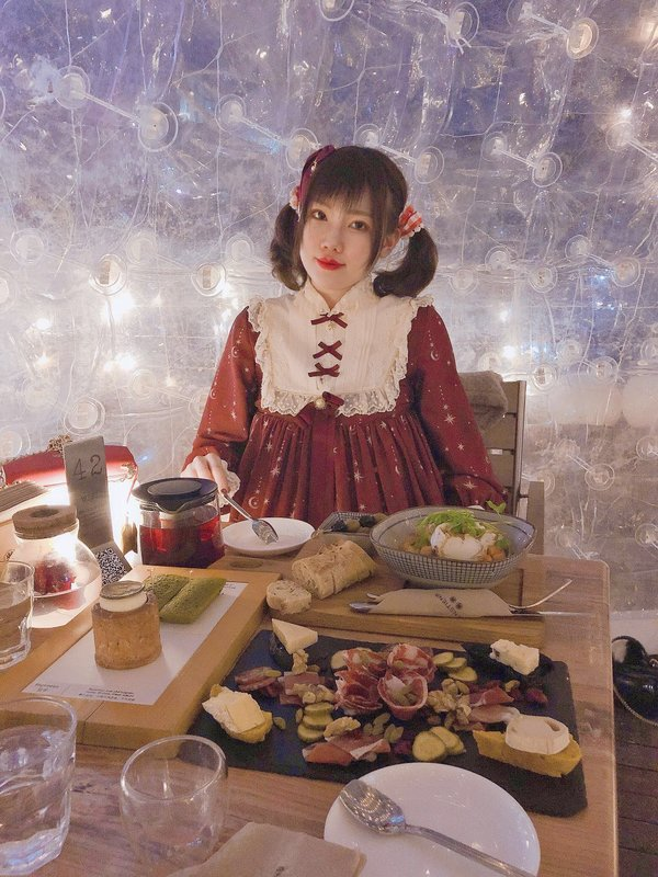 司马小忽悠's 「Christmas」themed photo (2018/12/27)