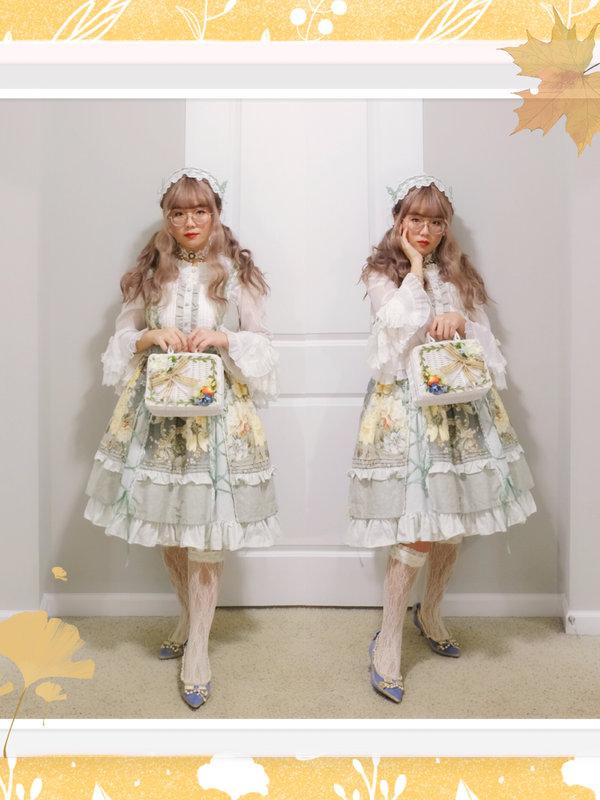 ALingLizの「Lolita」をテーマにしたコーディネート(2018/12/27)