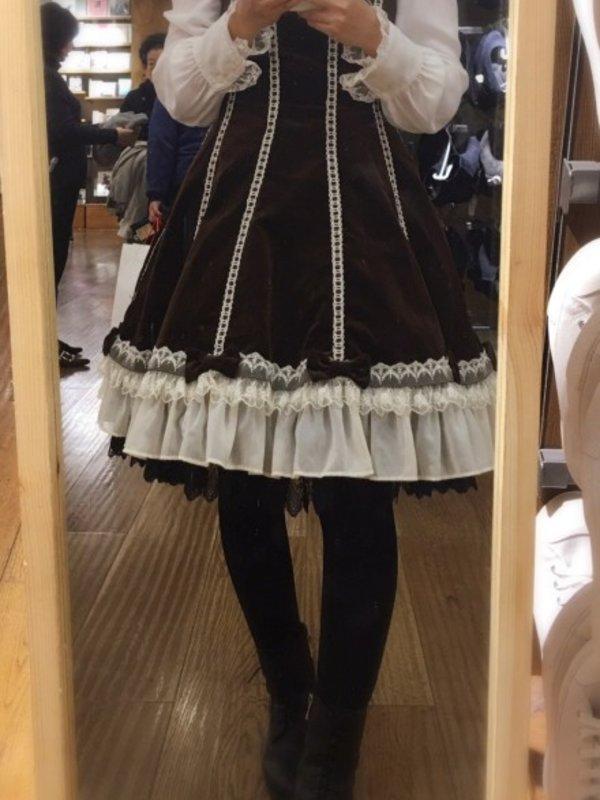 温泉兎's 「Angelic pretty」themed photo (2018/12/29)