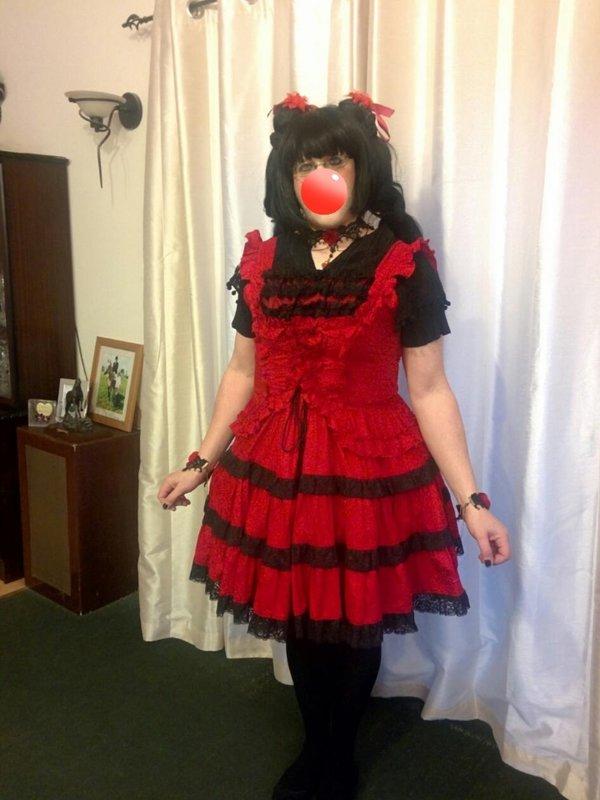 Miss Paula's 「Lolita」themed photo (2018/12/30)