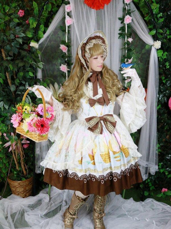 Satellite Doorの「Lolita」をテーマにしたコーディネート(2018/12/30)
