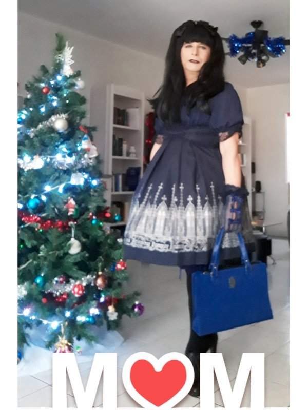 Anaïsseの「Christmas」をテーマにしたコーディネート(2018/12/30)