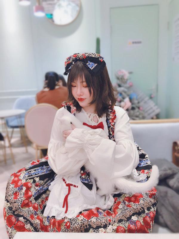 司马小忽悠の「Lolita」をテーマにしたコーディネート(2018/12/31)
