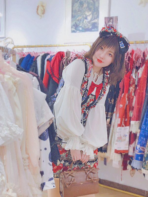 是司马小忽悠以「Lolita」为主题投稿的照片(2018/12/31)