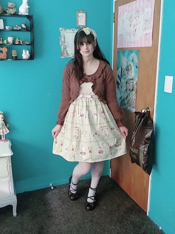 Ari_Milk_Teaの「Lolita fashion」をテーマにしたコーディネート(2019/01/01)
