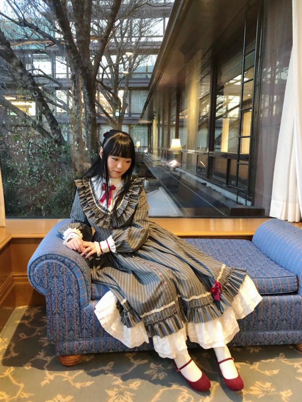 舞の「Classic Lolita」をテーマにしたコーディネート(2019/01/01)