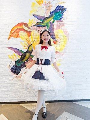 是麓然以「js洋装贩售 森林中の姬様 白雪姬sp」为主题投稿的照片(2017/05/07)