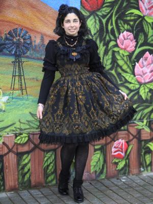 Catalina Segoviaの「Lolita」をテーマにしたコーディネート(2019/01/04)