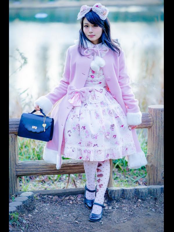 せぴあの「Lolita」をテーマにしたコーディネート(2019/01/05)