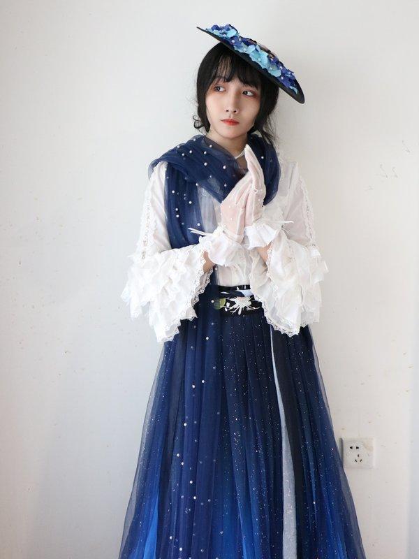 无知少女马花花の「Lolita」をテーマにしたコーディネート(2019/01/05)
