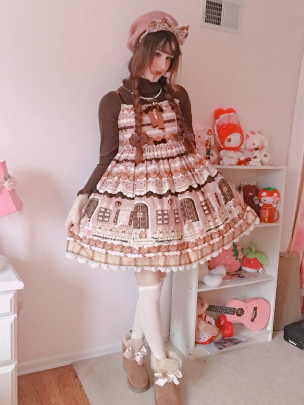 Colette's 「Lolita」themed photo (2019/01/05)