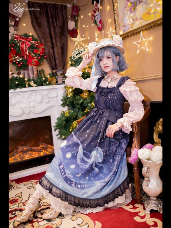 林南舒の「Lolita」をテーマにしたコーディネート(2019/01/07)
