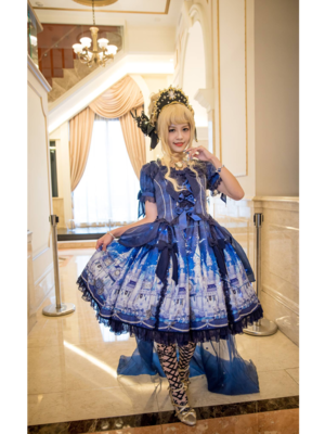 是林南舒以「Lolita」为主题投稿的照片(2019/01/07)