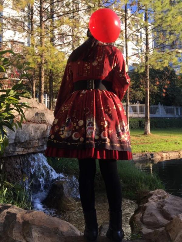 沉迷于红茶和啵酱的风璃の「Lolita」をテーマにしたコーディネート(2019/01/08)