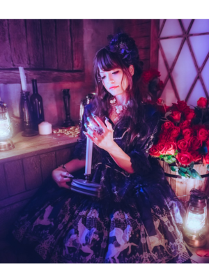 林南舒の「Lolita」をテーマにしたコーディネート(2019/01/08)