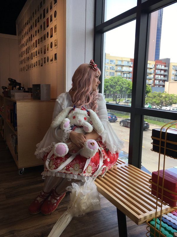 Momona's 「Angelic pretty」themed photo (2017/05/08)